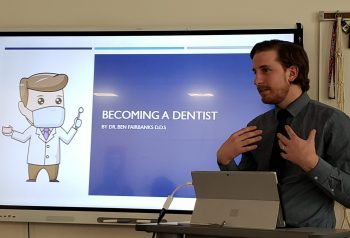Becoming a Dentist School Presentations